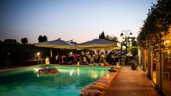 Esterno - Il Torchio, Tivoli