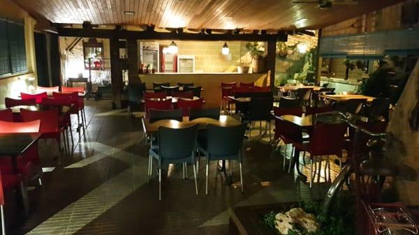 Terraza - La Sala de Farners, Santa Coloma De Farners