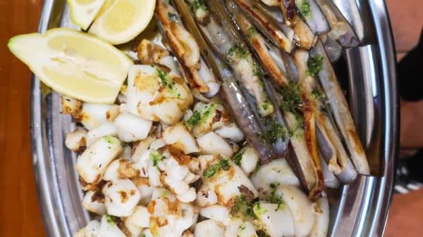 SUgerencia del chef - Marisqueria 76, Gava