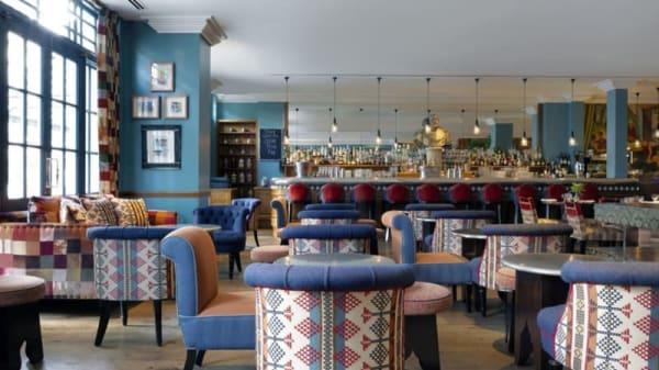 Oscar Restaurant & Bar, London