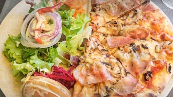 Sugestão do chef - Pizzaria Martucci, Funchal