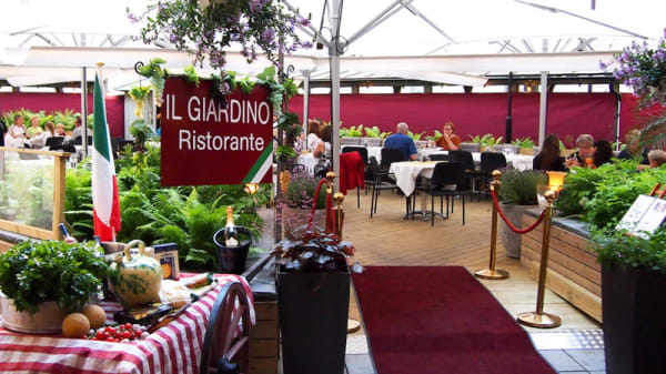 The garden - Il Giardino, Stockholm