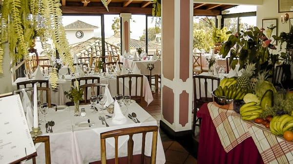 restaurante - Dona Amélia, Funchal