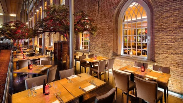 Restaurant - Holland Casino Breda, Breda