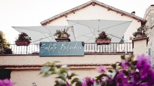 Salotto Belvedere, Bracciano
