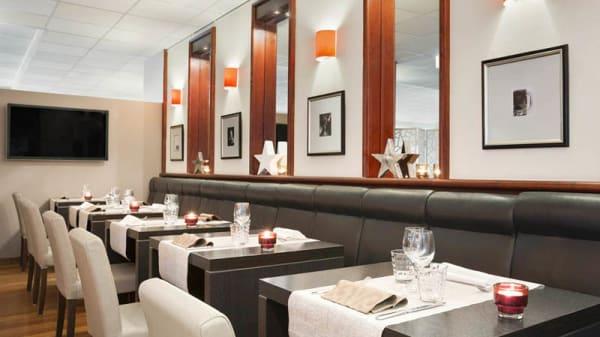 Salle du restaurant - The Hub - Ramada Encore Genève, Lancy