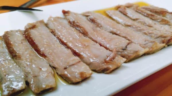 Sugerencia del chef - El Carpintero, Málaga