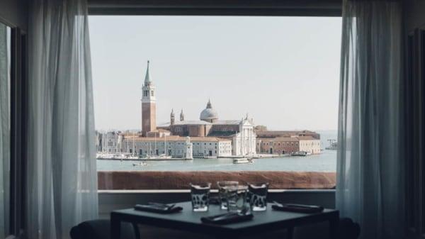 Vista sala - Danieli Bistro, Venezia