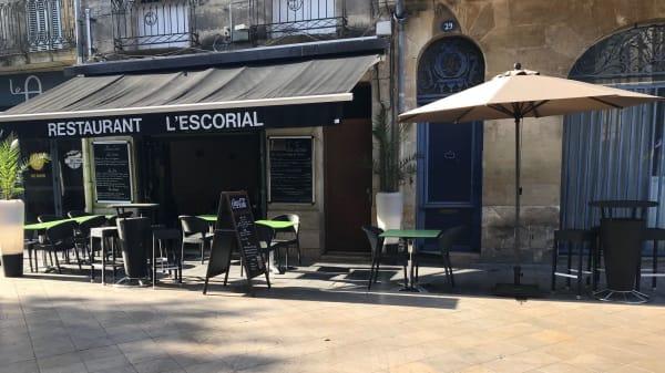 Ingresso - l'Escorial, Bordeaux