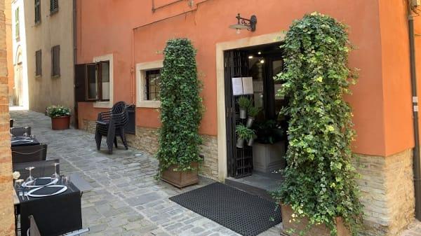 Vecchia Trattoria la bohème, Città di Castello