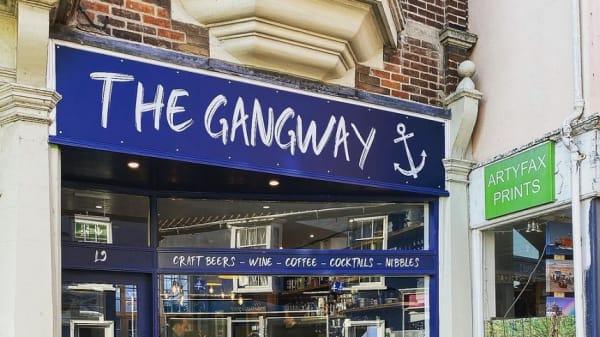 The Gangway, Cromer