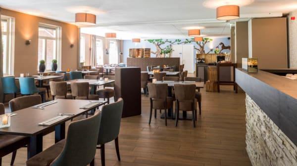 Het restaurant - Bij Jansen & Jansen Familierestaurant, Gorssel