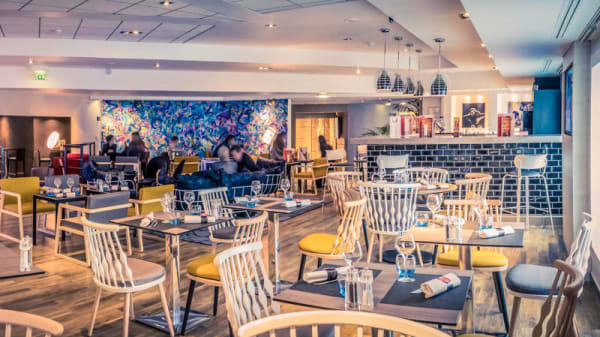 Vue de la salle - Gourmet Bar by NOVOTEL, Rueil-Malmaison