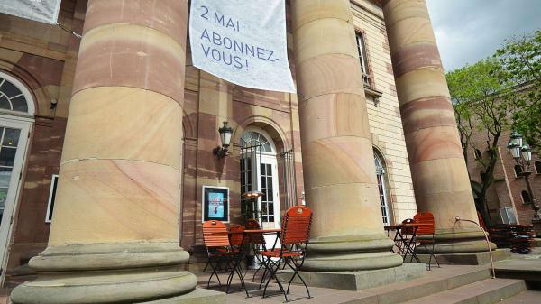 Bienvenue au Café Restaurant de l'Opéra - Café Restaurant de l'Opéra, Strasbourg