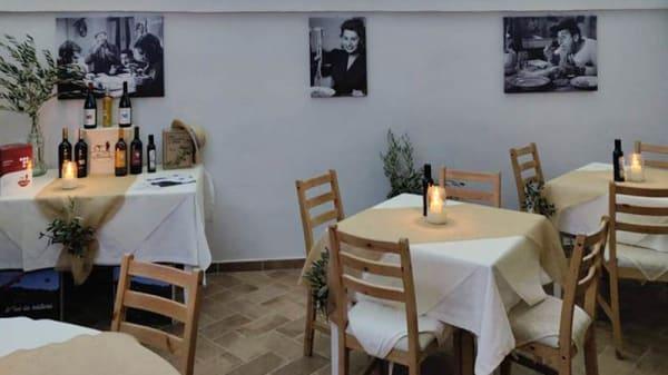 Sala - Borgo 900 Microristorante, Acquasparta