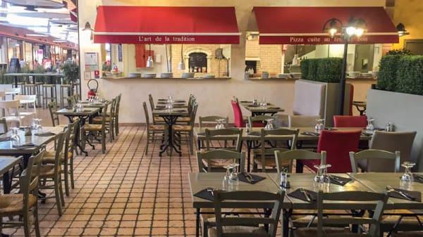 Terrasse - La Table Italienne, Chambourcy