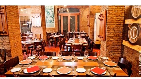 Vista comedor - Tendido 1, Granada