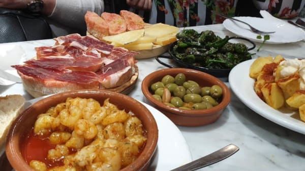 Sugerencia del chef - Bodega Vasconia, Barcelona
