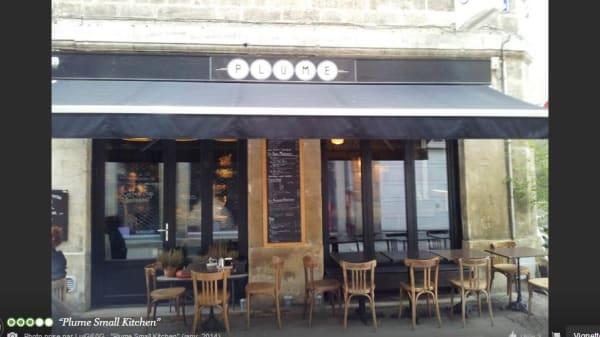 Plume Small Kitchen - Plume Small Kitchen, Bordeaux