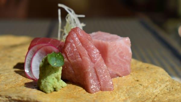 Atun Sashimi - Sushi Bar Hannah, Madrid