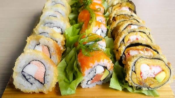 Sugerencia del chef - Sudoku Sushi Gourmet (Modelia), Bogotá
