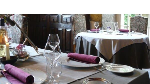 Table dressée - Les Délices de Margot, Brélidy