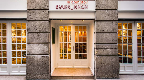 Le Comptoir Bourguignon, Lyon
