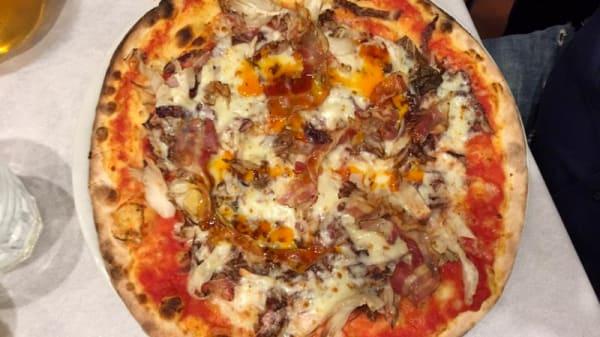 Pizza - La Lanterna, Imola