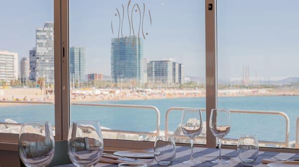 Detalle - Barcelona Beach Club, Barcelona