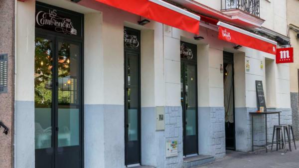 1 - Las Cambroneras, Madrid