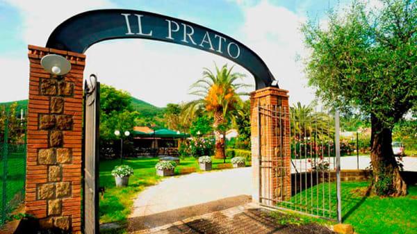Ingresso - Il Prato, Trevignano Romano