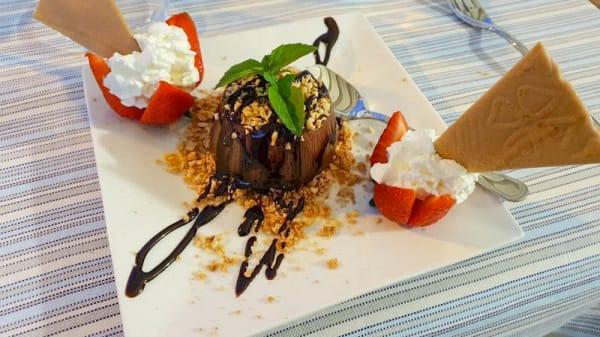 suggerimento dello chef - La Vecchia Marina, Golfo Aranci