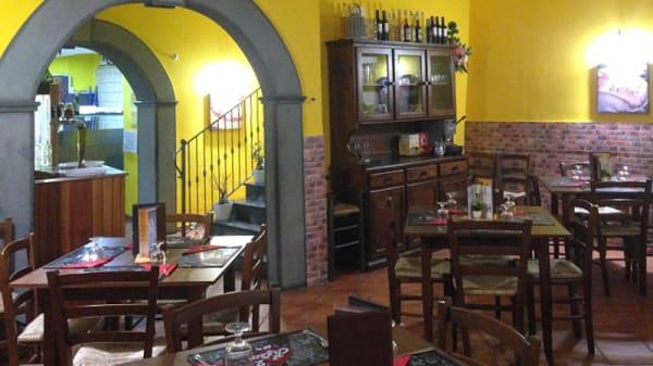 Interno - Pizza al Quadrato Due, Torre del Greco