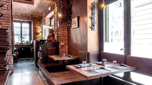 Vista della sala - Yaki Sushi Restaurant, Turin