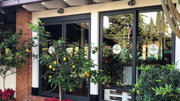 Entrata - Arcimboldo Pizzeria con Cucina, Palermo