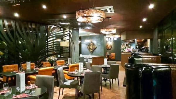 Salle du restaurant - A Pattaya, Savigny-sur-Orge