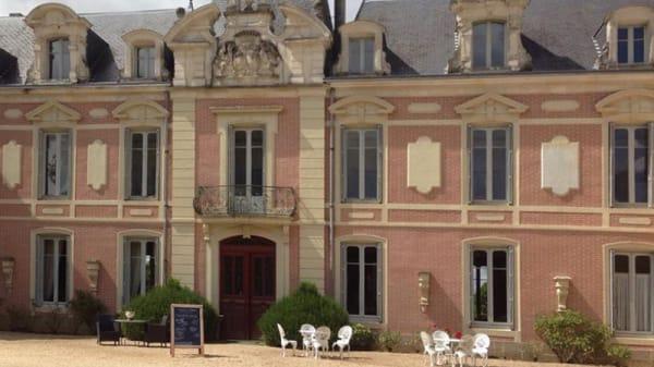Devanture - Le Daniel's, Mazières-en-Gâtine