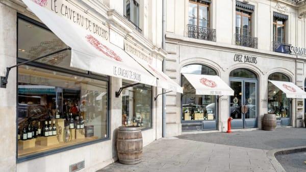 Chez Bacchus, Genève