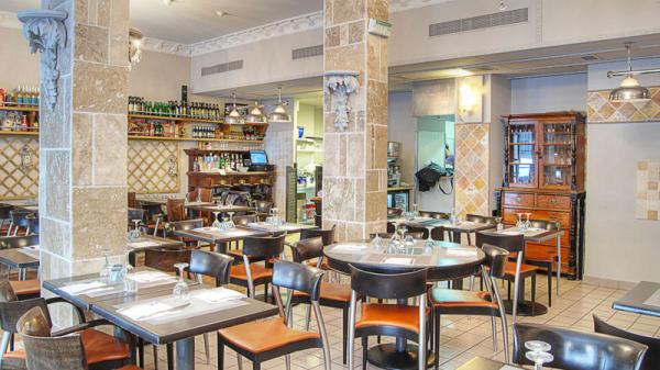 Vue de la salle - Gusto Italia, Paris