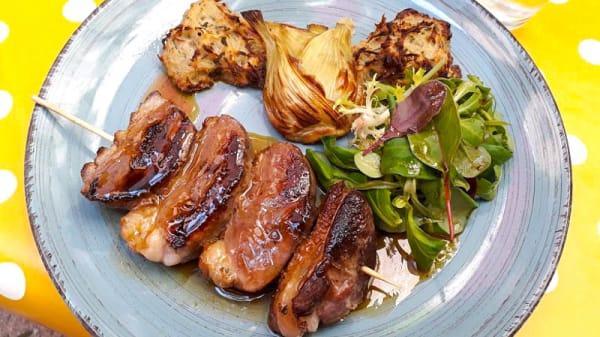 suggestion du chef - Café Paradis, Saint-Raphaël