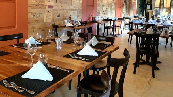 Room's view - Oggi Bar & Eats, Menora (WA)