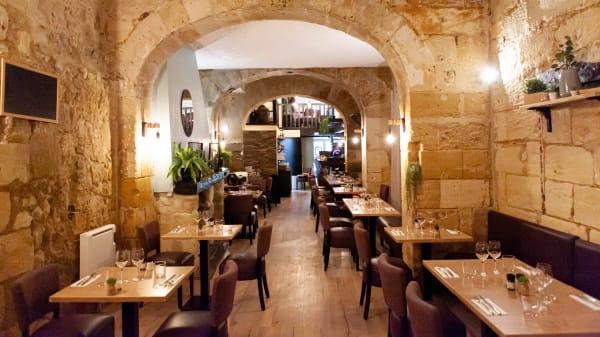 Restaurant Les Voûtes, Bordeaux