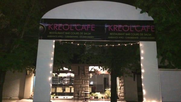 facade - Kreol'café, Vigneux-sur-Seine