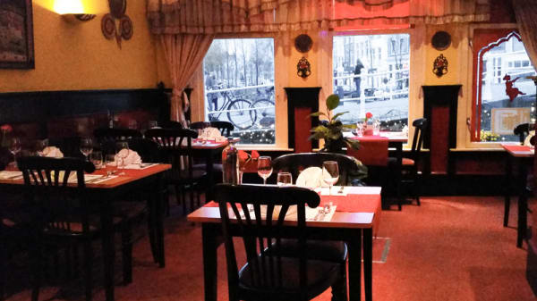 restaurantzaal - India Garden, Delft