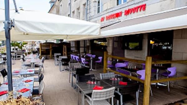 Terrasse - Au Bouchon Rivotte, Besançon