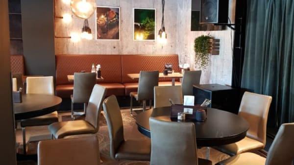 Internal view - Cafe Rene, Haugesund