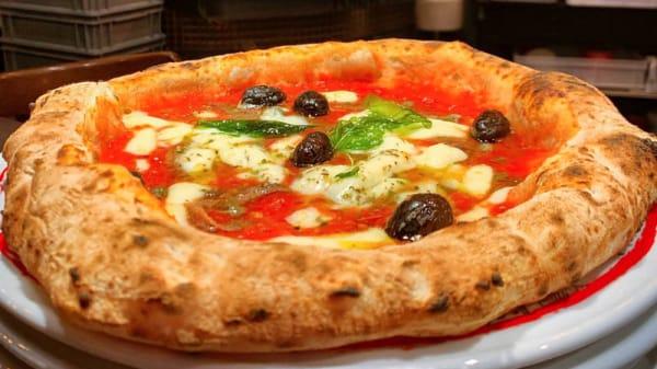 Suggestion de plat - La Vita è Bella & La Pizza è Bella Gourmet, Etterbeek