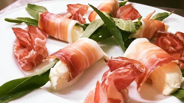 Suggerimento dello chef - La cantina del sargente, Ischia
