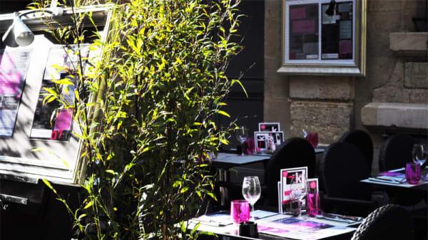 Terrasse - O7 Café, Bordeaux