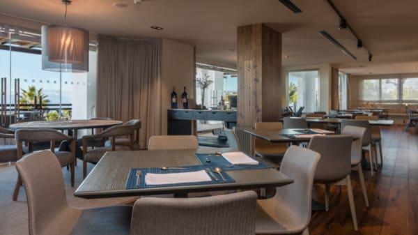 Sala del restaurante - MELVIN by Martin Berasategui, Guia De Isora